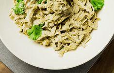 Kukkakaalipasta   Vegaanihaaste Pasta, Bread, Ethnic Recipes, Food, Brot, Essen, Baking, Meals, Breads