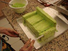 Sofa Cake Construction