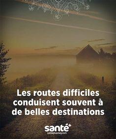 le bonheur Ah bon ! Positive Mind, Positive Attitude, Positive Quotes, Motivational Quotes, Inspirational Quotes, Positive Psychology, Words Quotes, Life Quotes, Sayings