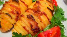 Baked Potato with Bacon. Yummy!!!