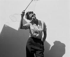 The year's best actors — including Krisha Fairchild, Taraji P. Henson, Emma Stone and Denzel Washington — channel classic film-noir looks and scenarios for a series of photographs.