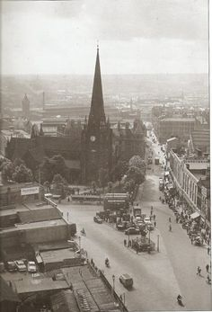 St Martins in the Bull Ring Birmingham