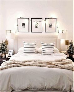 #Chic #bedroom Inspirational Interior Modern Style Ideas
