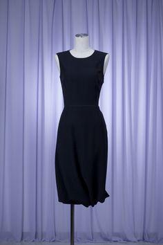 PRADA プラダ ブラックバルーンドレス - 結婚式・パーティドレス レンタル | ドレスティーク 東京恵比寿