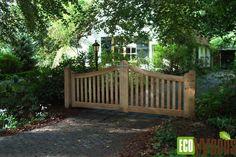 Houten Poorten - Ambachtelijke houten poort