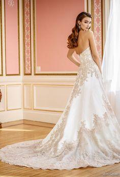 mon cheri fall 2017 bridal strapless sweetheart neckline full embellishment elegant a line wedding dress chapel train (201) bv -- Mon Cheri Fall 2017 Wedding Dresses