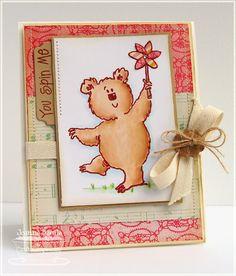 Fred Bear and the Pinwheel - Joanne Basile