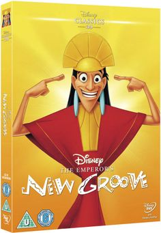 The Emperor's New Groove (Disney Classics Edition)