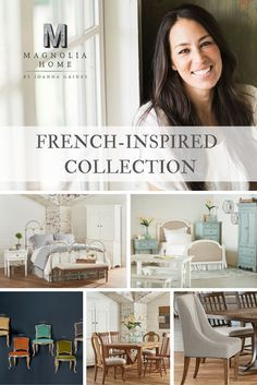 Wonderful Magnolia Home Preview: French Inspired Collection