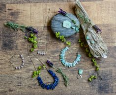 Wandering Root Jewelry wanderingrootjewelry.etsy.com