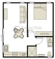 Granny Cottage Plans House Plan With Attached Granny Flat Google Search