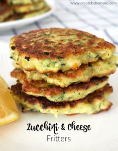 This easy Zucchini and Cheese Fritters recipe is perfect for the whole family and can be made both conventionally and in the Thermomix too! Kids Cooking Recipes, Easy Cooking, Baby Food Recipes, Healthy Recipes, Toddler Recipes, Cooking Steak, Curry Recipes, Healthy Snacks, Vegetarian Recipes