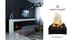 Fireplace Seating, Baseboards, Electric Fireplaces, Wall, Alternative, Home Decor, Website, Collection, Decoration Home