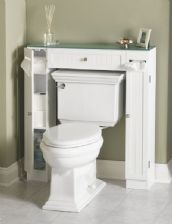 perfect for small downstairs bathroom