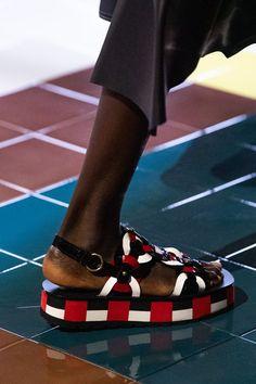 Prada Spring, New Shoes, Women's Shoes, Shoes Sneakers, Platform Shoes, Prada Shoes, Girls Shoes, Ladies Shoes, Shoes Women