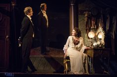 Operafantomet: phantoming, rjdaae:     Rachel Zatcoff and Jeremy Hays, in...
