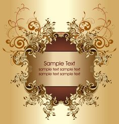 2231-gold-vintage-floral-frame-background.jpg (3000×3129)