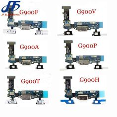 For Samsung Charger Charging Port Dock Connector Micro USB Port Flex Cable Button Camera, Wifi Antenna, Samsung Galaxy S5, Health And Safety, Cell Phone Accessories, Cable, Usb, Charger, Technology