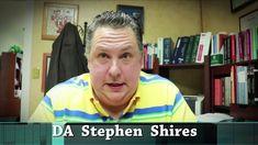 DA Stephen Shires on Ferguson Case