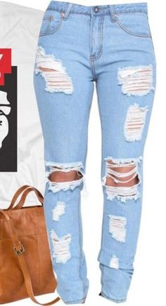 abercrombie girls blue | jeans ripped jeans ripped ripped skinny jeans ripped light jeans blue ...