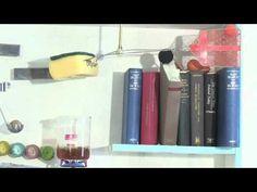 Rube Goldberg - een heel ingewikkelde machine om een heel eenvoudige activiteit uit te voeren :)