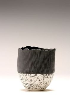 and the bowl was tall enough to contain all the wisdom in the world. Zizi bowl, Imiso Ceramics