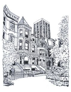 Victorian Chicago Homes - Robert Birkenes