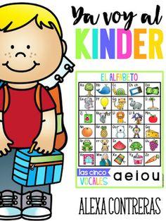 Kindergarten Helper in Spanish