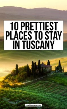 10 Prettiest Places To Stay In Tuscany Italy Travel Tips, Europe Travel Guide, Travel Abroad, Tuscany Italy, Sorrento Italy, Naples Italy, Sicily Italy, Venice Italy, Cool Places To Visit