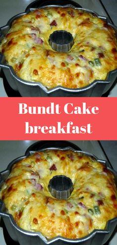Bundt Cake breakfast #Bundt #Cake #breakfast #Recipe #Meals
