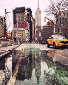 "Elena no Instagram: ""So here's my very first attempt for puddlegram... Please…"