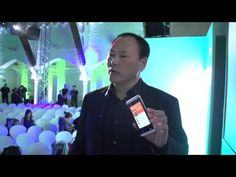 HTC's Peter Chou: 'We're confident consumers will appreciate our innovations' (video)