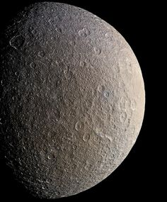 http://aliveuniverseimages.com/speciale-missioni/sistema-solare/cassini/1163-incontri-per-caso-cassini-rivede-rhea - Rhea mosaic February 10, 2015 (ir3 grn bl1 filter) from 78.400 km