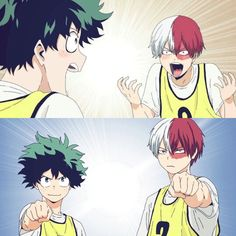 Read Haikyuu×BNHA from the story ✨BakuShima & Tododeku Galeria by hachi_senpai_ahre (Hachi) with 969 reads. My Hero Academia Memes, Hero Academia Characters, My Hero Academia Manga, Boku No Hero Academia, Anime Characters, Best Crossover, Fandom Crossover, Anime Crossover, Haikyuu Funny