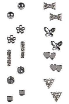 Jayne Assorted Earring Stud Pack