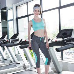 Yoga pants women fitness high elastic professional sports trousers women  yoga leggings high quality pants 8 b7117c1c0