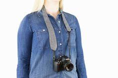 The Camera Strap Necktie - Knot your average camera strap. ($30.00, http://photojojo.com/store)