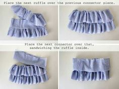 New Sewing Patterns Girls Skirt Tutorials Ideas Sewing Patterns Girls, Kids Patterns, Clothing Patterns, Girls Skirt Patterns, Sewing Clothes Women, Diy Clothes, Ruffle Skirt Tutorial, Baby Skirt, Baby Dress