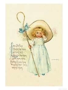 Image Search Results For Vintage Nursery Rhymes Prints Maude Paintings I Love Little Bo