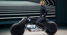 Britanniacomms: BMW presents its self-balancing motorcycle of the futurehttps://t.co/yXnFfMQtn7 c Yahoo News #tech #technology #OurCam #Photography