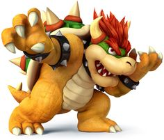 Bowser as he appears in Super Smash Bros. for Nintendo 3DS / Wii U.