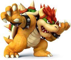 Bowser of Super Mario Bros