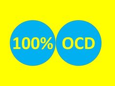 I got: 100% OCD Sensitive ! How Sensitive Is Your OCD Radar?