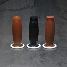 "POSH GT Barrel Grips (7/8"" White Hand Guard)"