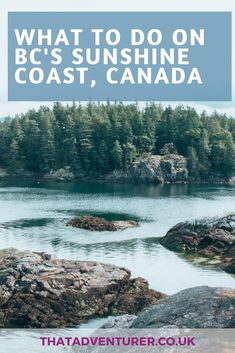 Best things to do in the sunshine coast, BC CANADA Planning a weekend getaway to the Sunshine Coast in BC? Here's a list of things to do on the Lower Sunshine Coast with plenty of outdoor ideas and food & drink tips! Sunshine Coast Bc, Canada Destinations, Visit Canada, Canada Trip, Canadian Travel, Travel Usa, Columbia Travel, Weekend Getaways, British Columbia