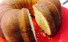 Delicious Homemade Cream Cheese Pound Cake