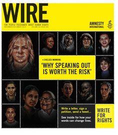 WIRE Nov/Dec 2014  WIRE is Amnesty International's global campaigning magazine.