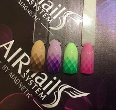 Airnails by Magnetic - Designs by Kateryna Gonchar