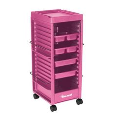 Top Performance Plastic Classic Rolling Grooming Carts, Pink by Top Performance, http://www.amazon.com/dp/B001VPEL26/ref=cm_sw_r_pi_dp_cq7nsb02M1CEV