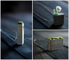 Wearable Planters